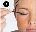 3 шаг. Нанесение на кожу с использованием аппликатора