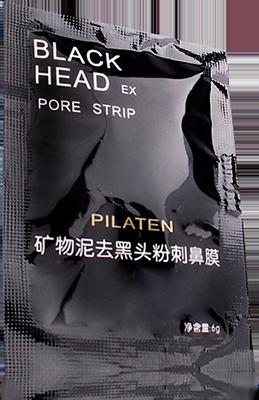 Черная маска Пилатен